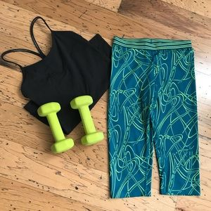 Workout capri